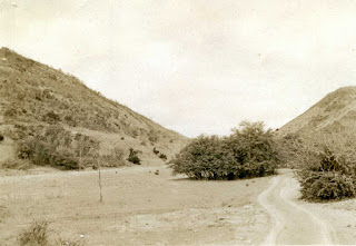 Bandera Pass photographed in 1905