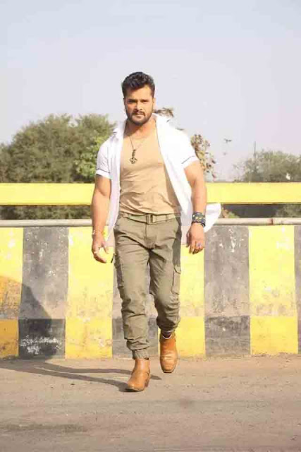 Jaal (Hindi: जाल) is an is an Action, Romance, Drama 2019 Upcoming bhojpuri film