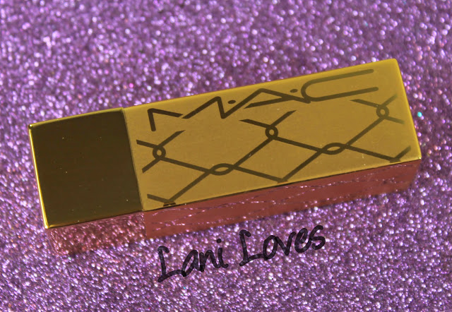 MAC Monday: Prabal Gurung - Ultramarine Pink and Carmine Rouge Lipstick Swatches & Review