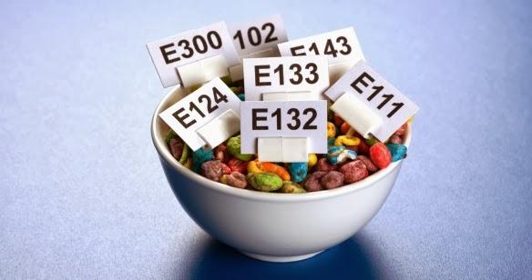 Veszélyes és ártalmatlan E számok / Teljes E szám lista