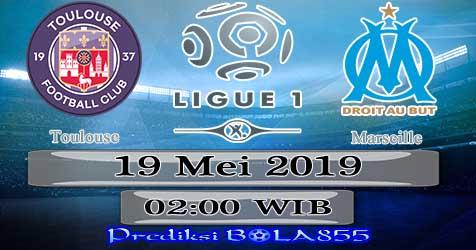 Prediksi Bola855 Toulouse vs Marseille 19 Mei 2019