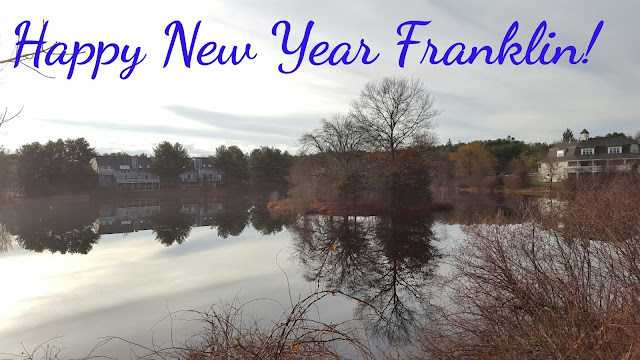 happy new year Franklin!