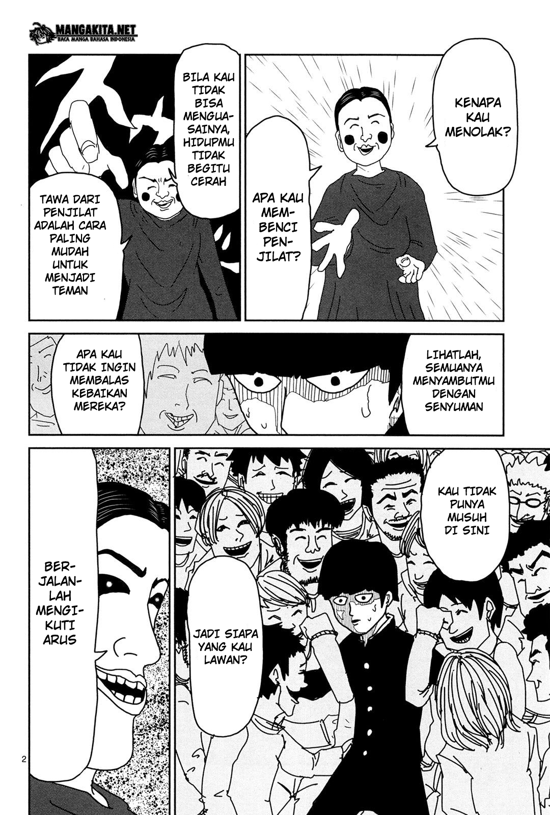 Mob Psycho 100 Chapter 08-2