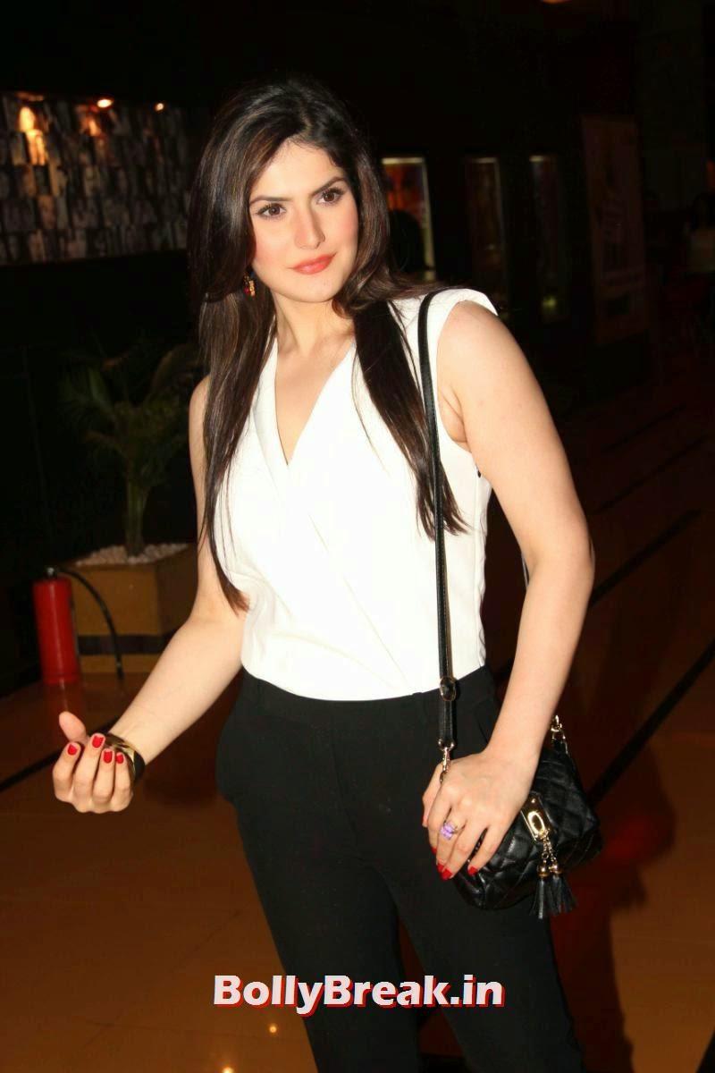 ,  Zarine Khan Sexy Photos