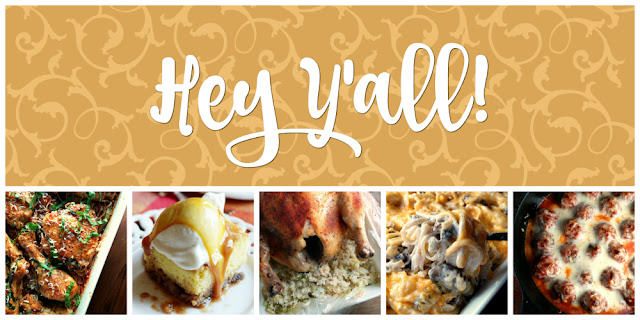 Hey Y'all! - 12 oven-baked recipes to WARM UP you and your kitchen!
