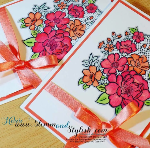 Lovely Lattice Stampin Up