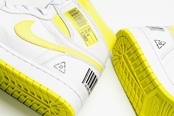 Nike quiere que disfrutes del lujo con las Air Jordan 1 «First Class Flight»