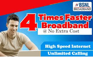 BSNL AP Broadband Plans
