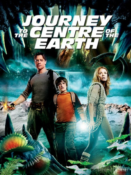 Cuoc phieu luu vao long dat - Journey to the Center of the Earth 2008 Vietsub