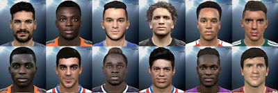PES 2016 Facepack №7 by Andrey_Pol & Gonduras2012