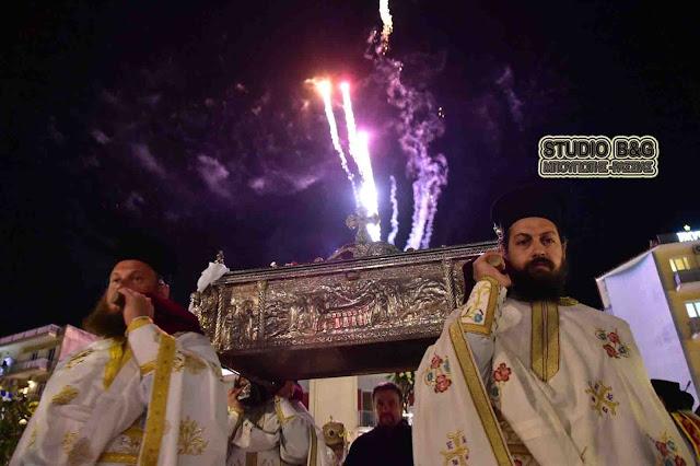 Το Σάββατο ο εορτασμός του Αγίου Πέτρου στο Άργος, την Παρασκευή όμως η αργία