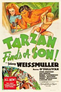 Watch Tarzan Finds a Son! Online Free in HD