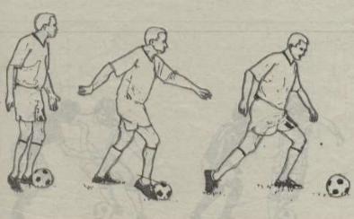 Pengertian Menggiring Bola