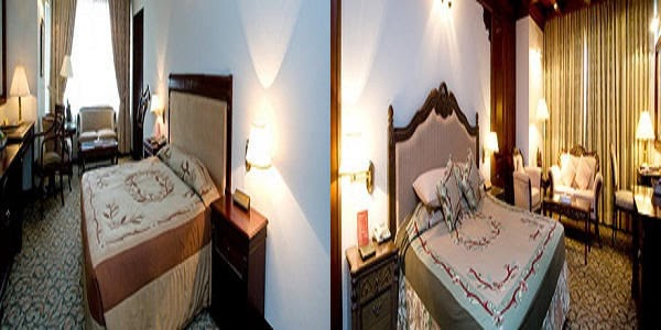 Room rates of Hotel Sarina in Dhaka
