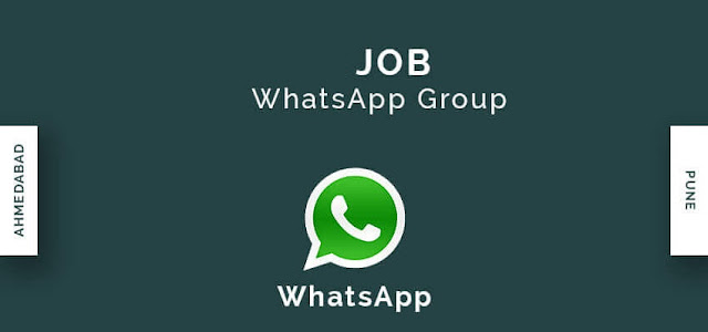 1000+ Join New Whatsapp Job Groups Link - Whatsapp Group Link