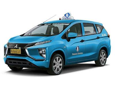 Bagaimana jika Mitsubishi Expander menjadi Armada Taxi?