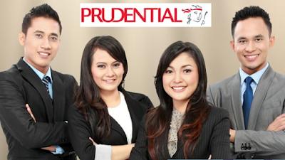 Lowongan Kerja Asuransi Prudential