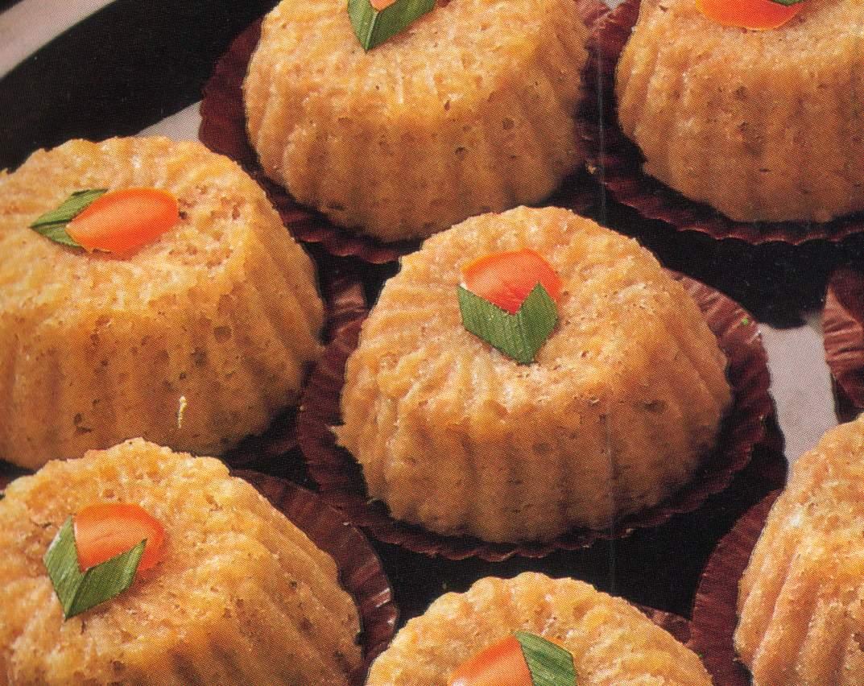 Berbagi Resep Kue Srikaya Pisang