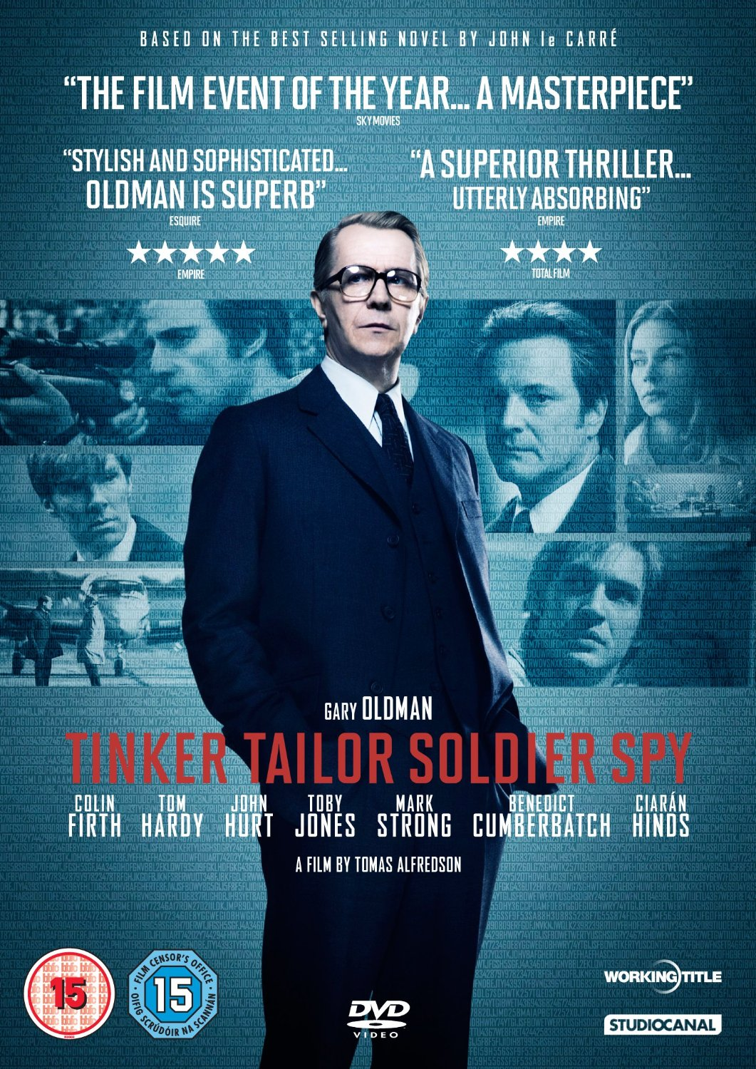 Tinker Tailor Soldier Spy 2011 - Full (HD)