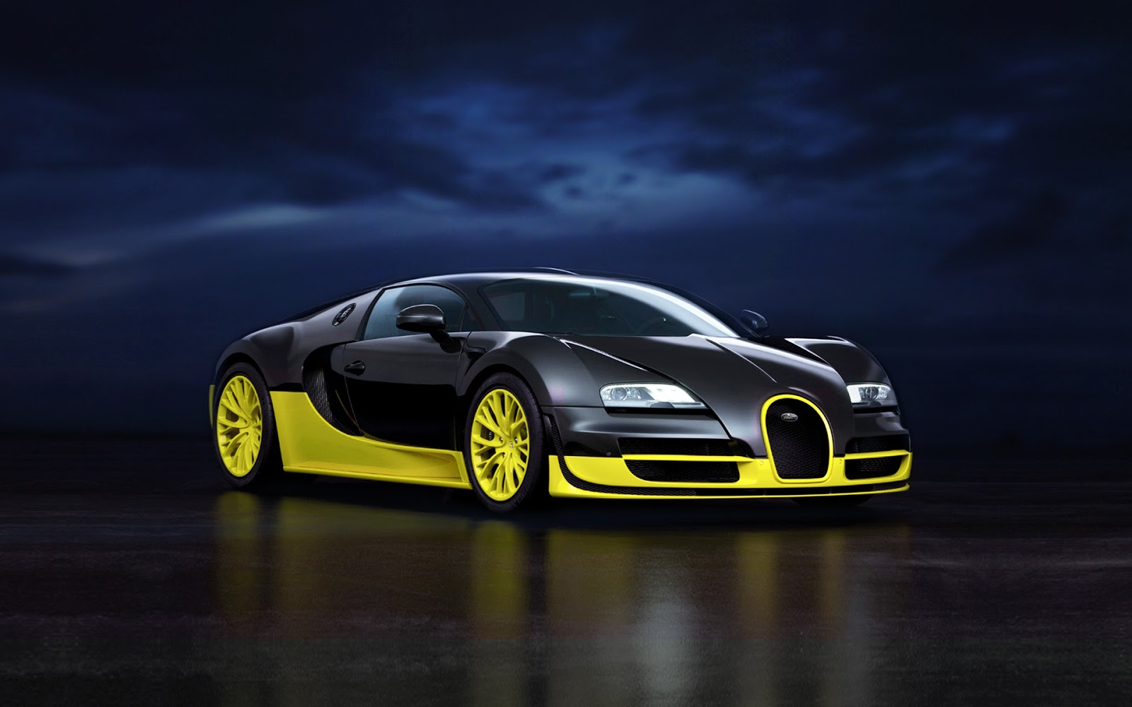 Full Hd Sports Car Wallpapers: Sports Cars: Bugatti Veyron Super Sport,Bugatti Veyron