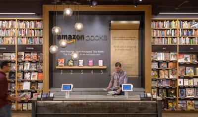 一家實體書店不夠,傳亞馬遜計劃要再開400家!