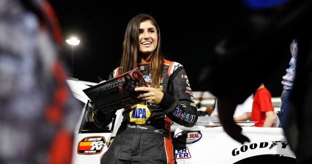 NASCAR Race Mom: Hailie Deegan Caps History-Making Season ...