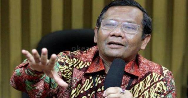Mahfud MD Ungkap Ada Upaya Ingin Jadikan Indonesia Negara Islam dan Ganti Pancasila