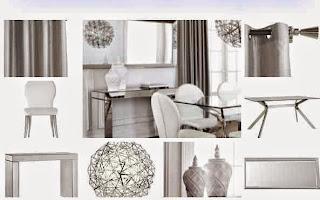 Contemporary Interior Design Style Accessories