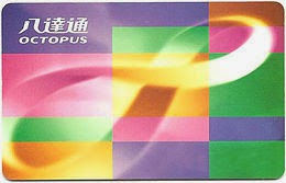 Traveling Hongkong (HK), Octopus Card