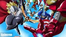 Ảnh trong phim Marvel Disk Wars: The Avengers -Biệt Đội Siêu Anh Hùng 1