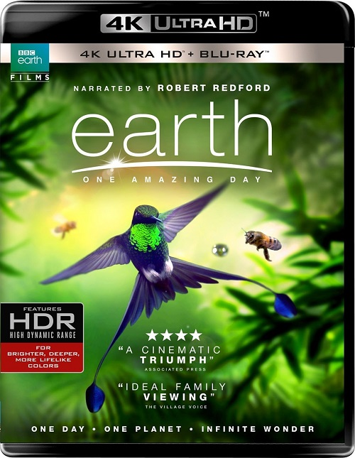 Tài Liệu | 4K HDR] Earth: One Amazing Day 2017 2160p UltraHD