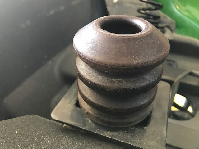 John Deere 2025r Factory Seat Spring