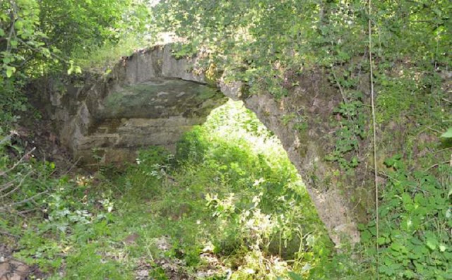 2,000-year-old bridge discovered in Turkey's western Bursa province