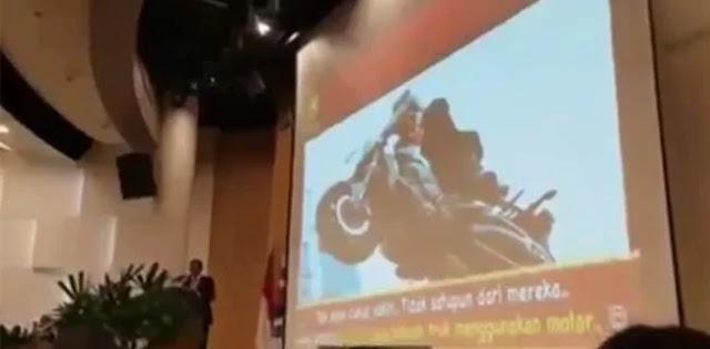 Fadli Zon Malu Dengar Pidato Jokowi Di Universitas Hankuk