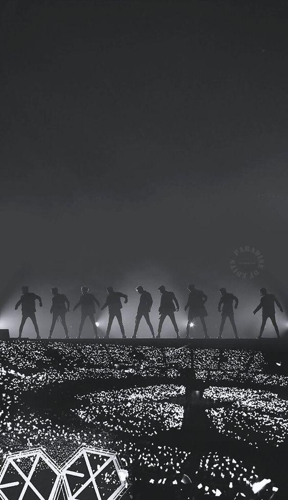 Hình nền điện thoại nhóm nhạc EXO 9