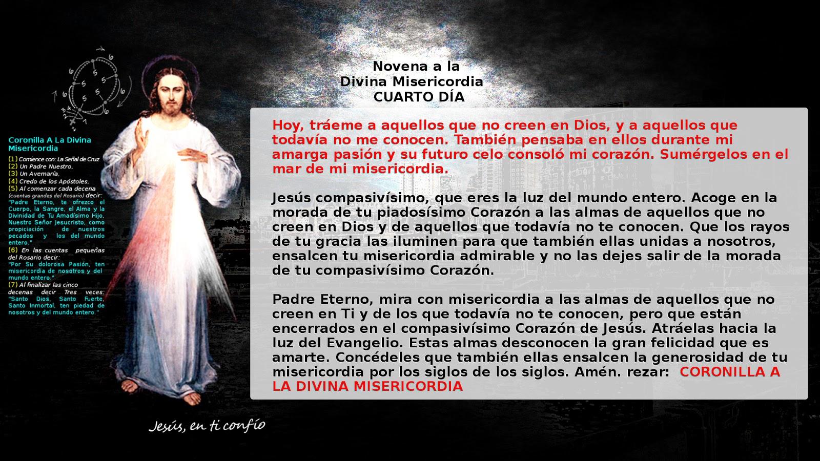 fotos con nevena divina misericordia 2017 cuarto dia