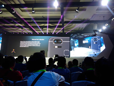 Launching Asus Zenfone Zoom S