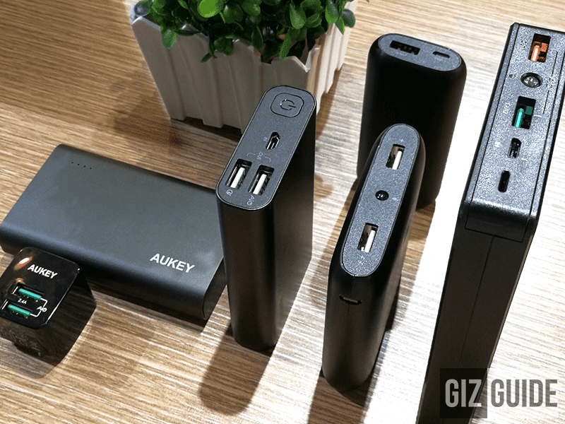 Aukey QC Chargers And Powerbanks Now In The Philippines!
