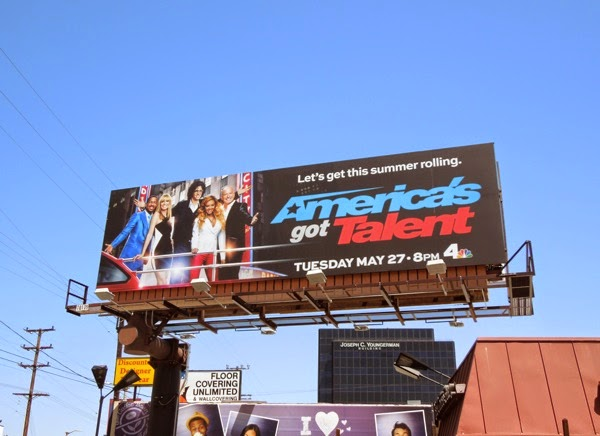 America's Got Talent 9 billboard