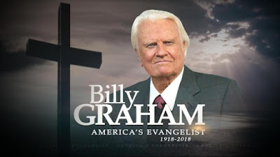 Billy Graham 1918 to 2018