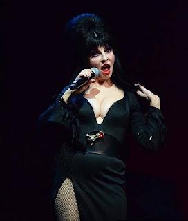 Elvira singing