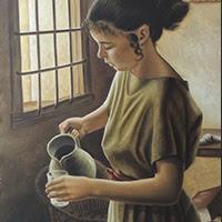 Joan Mas pintura figurativa