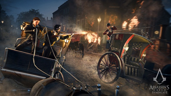 Assassins Creed Syndicate Gold Edition Multi16 Repack By Fitgirl Ova Games
