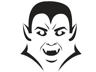 scary Halloween Stencils