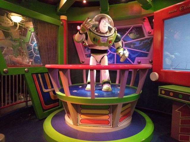 Buzz Lightyear Láser Blast