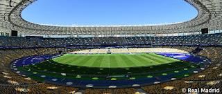 Datos del Estadio Olimpico de Kiev