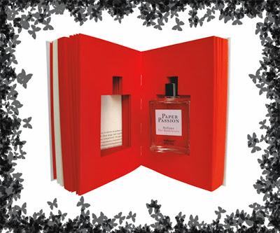 Paper Passion parfum - Article Les Mousquetettes