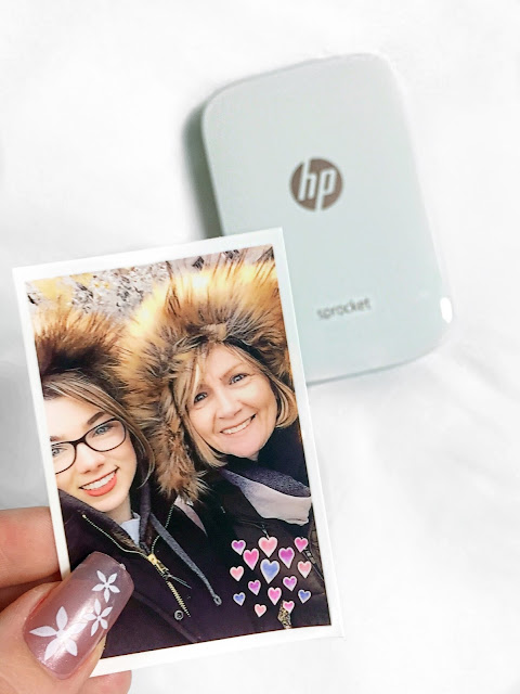 HP Sprocket Photo Printer Review