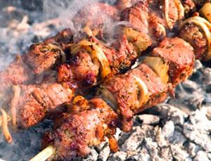 шашлык из баранины рецепт сталика