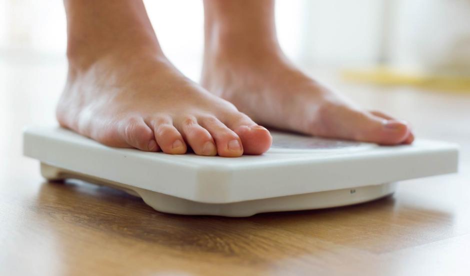 berat badan merosot